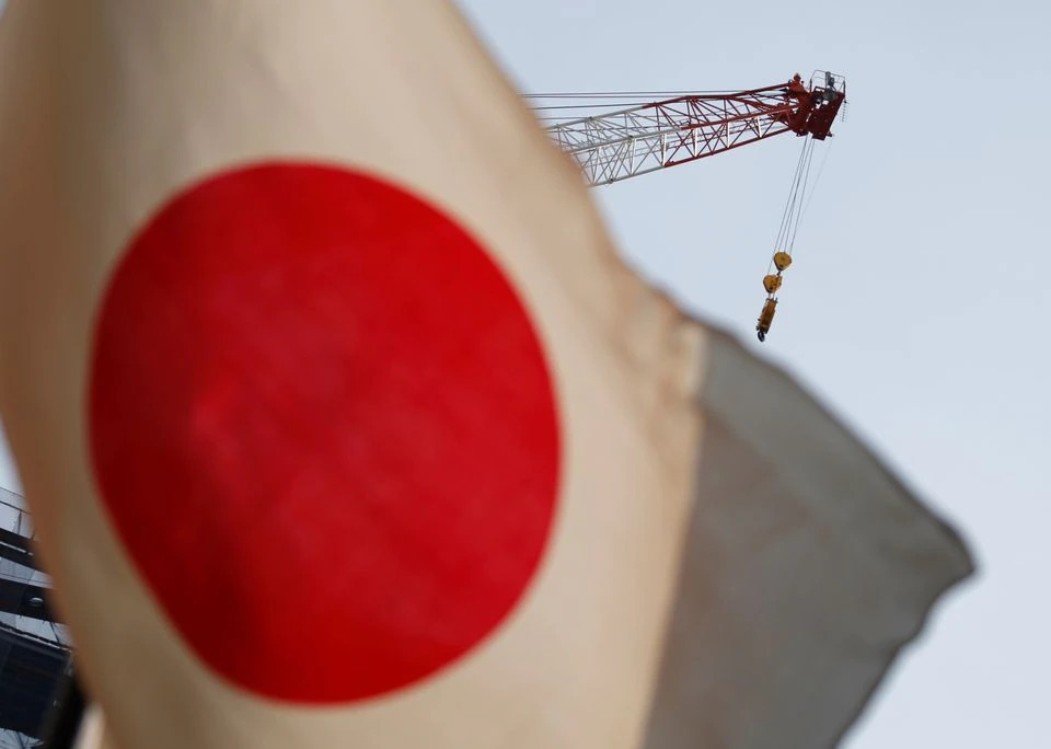 Japan upgrades Q1 GDP on smaller hit to domestic demand