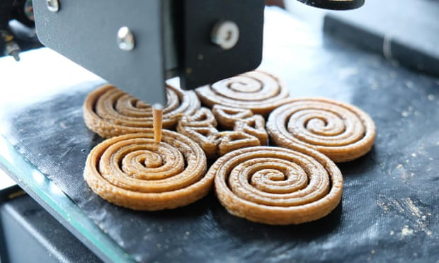 From fly oil to 3D-printed biscuits: the women reimagining the food of the future