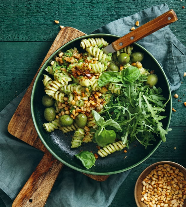Top chefs on how to make pasta salad a summer hit