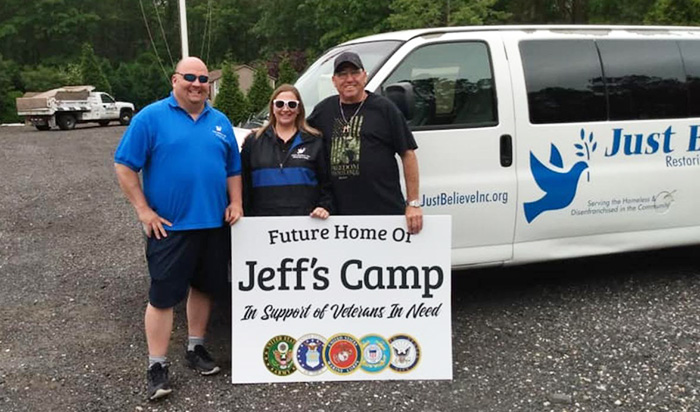 Veteran Donates 36 Acres Of Land To Build Retreat For Homeless Vets Struggling With Addiction