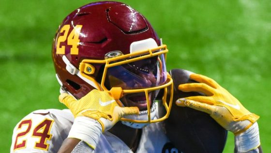 """Antonio Gibson: Washington offense is going to be """"something to deal with"""""""